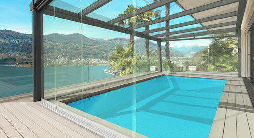 Outdoor Glass Rooms- Canoports UK