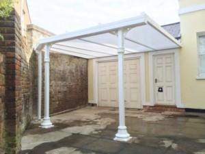 Canopies, Carports & Verandas in Grantham, Lincolnshire.
