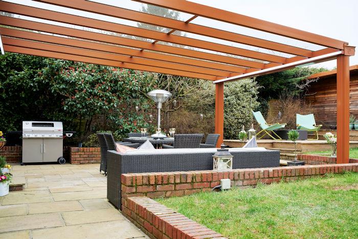 Veranda alfresco canopies carports verandas - Veranda profil systeme ...