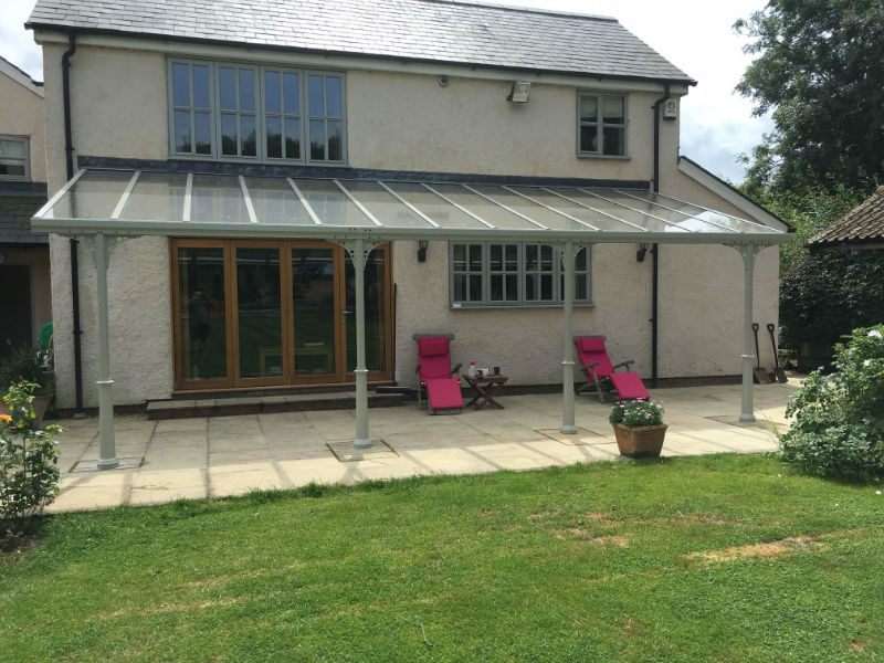 Garden Verandas Canoports Uk Supply Only Amp Supply And
