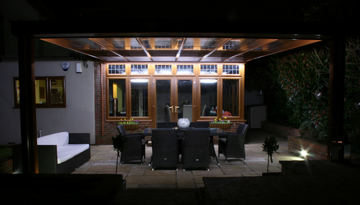 Veranda Lights Canopies Carports Amp Verandas