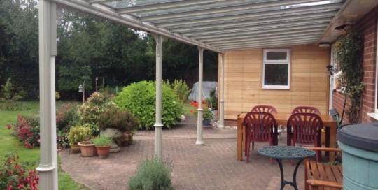 veranda Newark Nottinghamshire Mr M