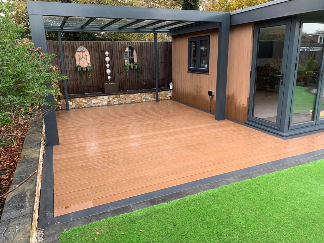Garden Verandas - Canoports UK - Supply Only & Supply and Install